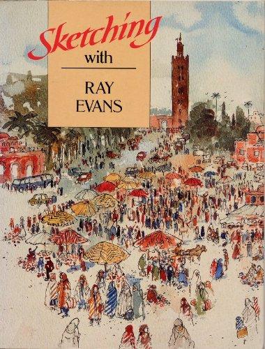 9780004123073: Sketching with Ray Evans (Artist's Sketchbook)