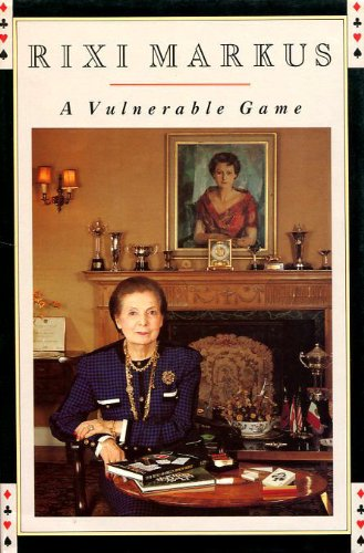 9780004123080: Vulnerable Game (The Memoirs of Rixi Markus)