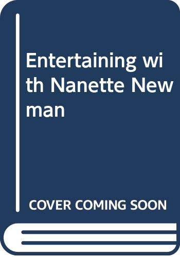 9780004123233: Entertaining with Nanette Newman