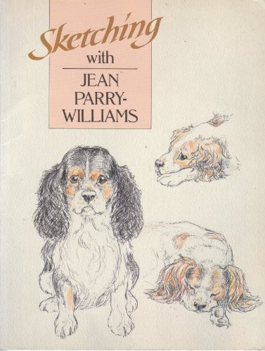 9780004123288: Sketching with Jean Parry-Williams (Artist's Sketchbook)