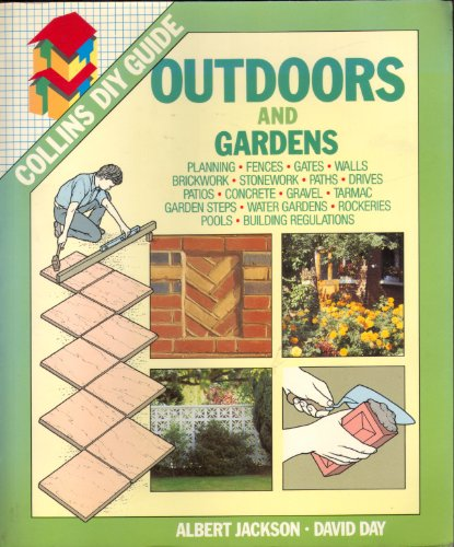 9780004123370: Outdoors and Gardens (Collins DIY guide)