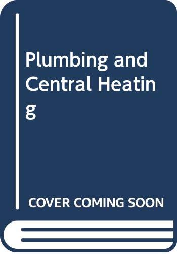 9780004123394: Plumbing and Central Heating