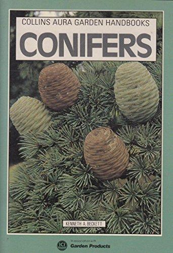 9780004123776: Conifers (Aura Garden Handbooks)