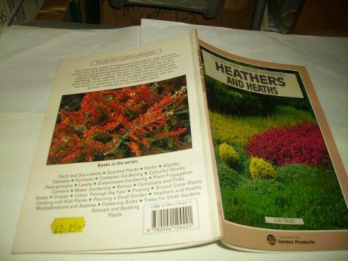 9780004124421: Heathers and Heaths (Aura Garden Handbooks)