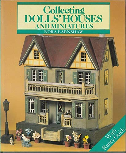 9780004124575: Collecting Dolls' Houses and Miniatures (Collins collecting)