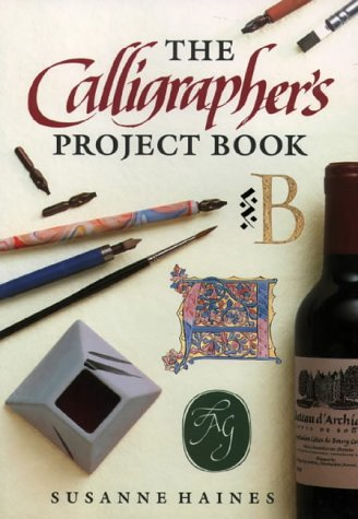 9780004124834: The Calligrapher's Project Book