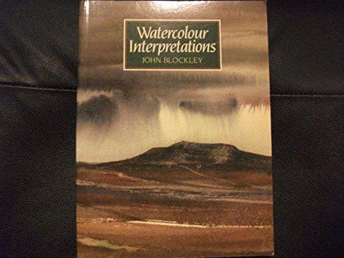 9780004125213: Watercolour Interpretations