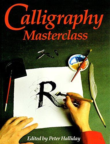 9780004125343: Calligraphy Masterclass