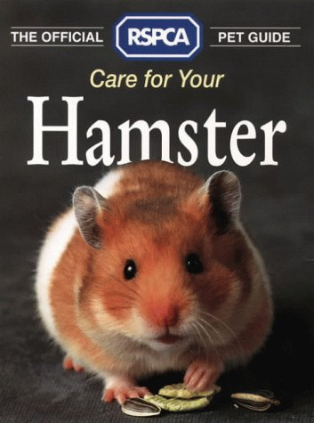 9780004125459: Care for Your Hamster (RSPCA Pet Guide)