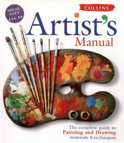 9780004125572: Collins Artist's Manual