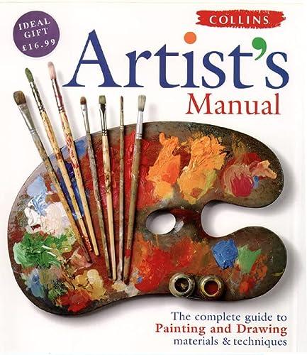 9780004125572: Collins Artist's Manual