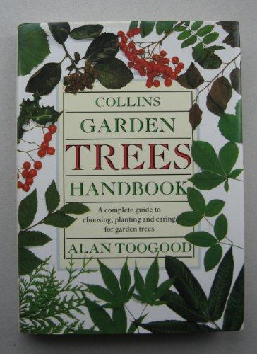 9780004125770: Collins Garden Trees Handbook