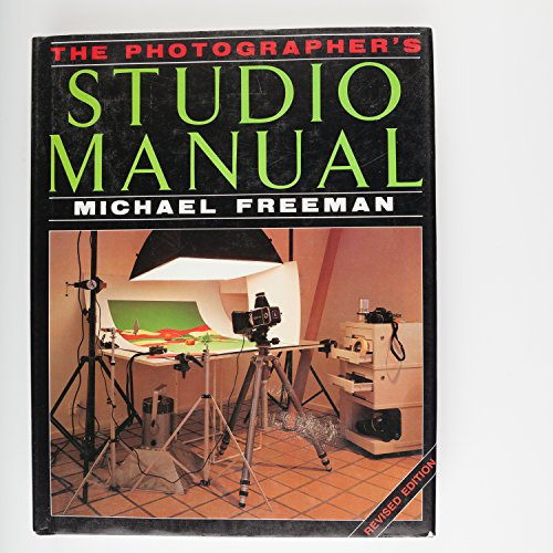9780004126296: The Photographer's Studio Manual