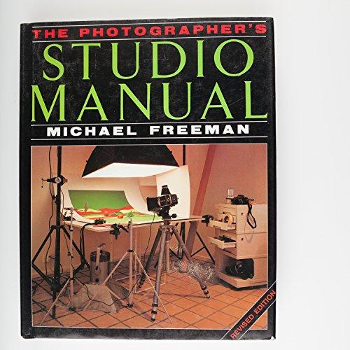 9780004126296: The Photographer's Studio Manual