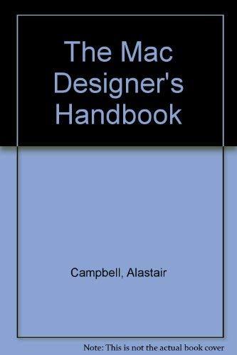 9780004126388: The Mac Designer's Handbook