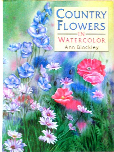 9780004126500: Country Flowers in Watercolour