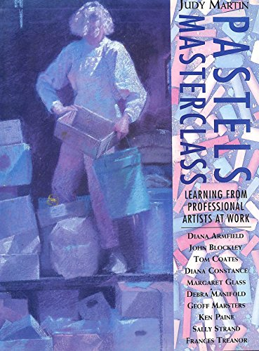 9780004126623: Pastels Masterclass: Learning from Professional Artists at Work