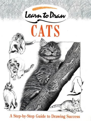 9780004126692: Cats (Collins Learn to Draw)