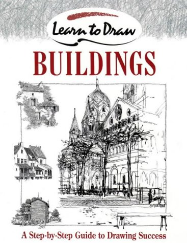 9780004126708: Buildings (Collins Learn to Draw)