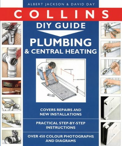 9780004127651: Plumbing and Central Heating (Collins DIY guides)