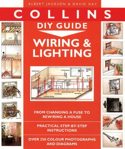 9780004127668: Wiring and Lighting (Collins DIY guides)