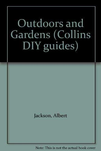 9780004127675: Outdoors and Gardens (Collins DIY guides)