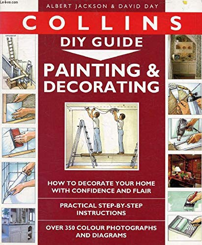 Painting and Decorating (Collins DIY guides) (0004127684) by Jackson, Albert; Day, David