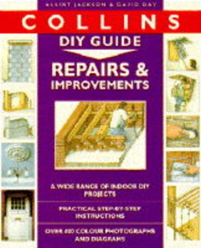 9780004127699: Repairs and Improvements (Collins DIY guides)
