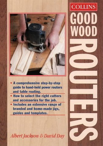 9780004127828: Collins Good Wood Routers