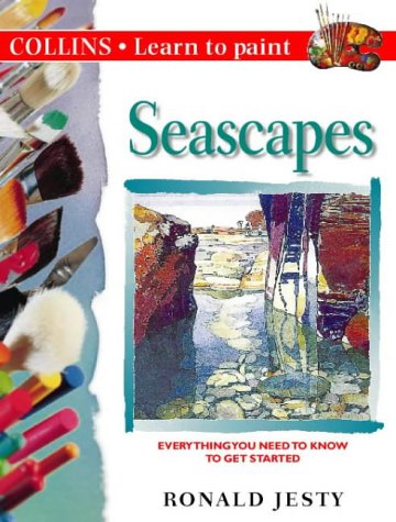 9780004127842: Collins Learn to Paint - Seascapes
