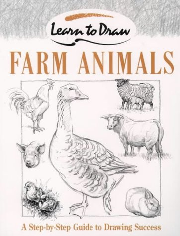 9780004127903: Farm Animals (Collins Learn to Draw)