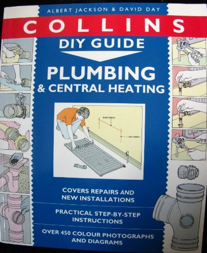 9780004128146: Plumbing and Central Heating (Collins DIY guides)