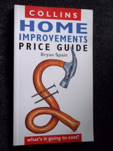 9780004128351: Collins Home Improvements Price Guide