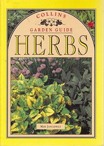 9780004128542: Herbs (Collins Garden Guides)