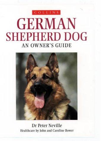 9780004129037: German Shepherd Dog (Collins Dog Owner's Guides)