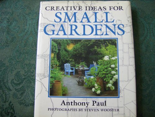 9780004129051: Creative Ideas for Small Gardens