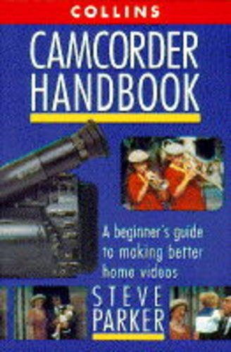 9780004129082: Collins Camcorder Handbook