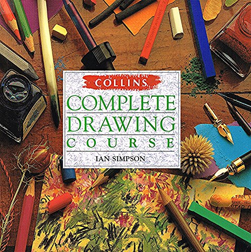 9780004129280: Collins Complete Drawing Course