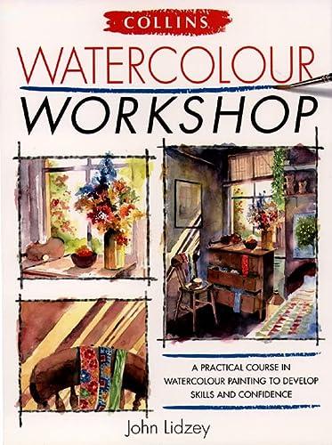 9780004129297: Watercolour Workshop: Collin's Workshop