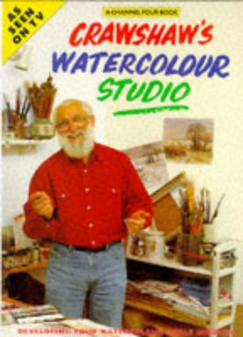 9780004129433: Crawshaw's Watercolour Studio