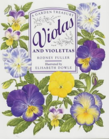 9780004129594: Violas and Violettas (A Garden Treasury)