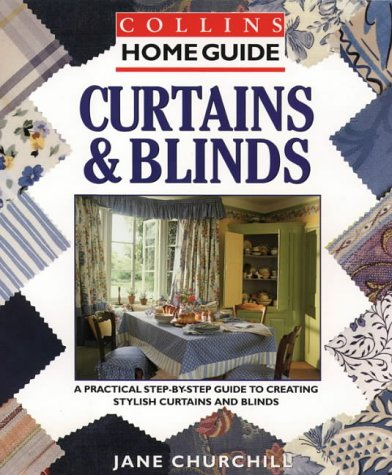 9780004129655: Curtains and Blinds (Collins Home Guides)