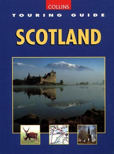 9780004129730: Scotland (Collins Touring Guide)