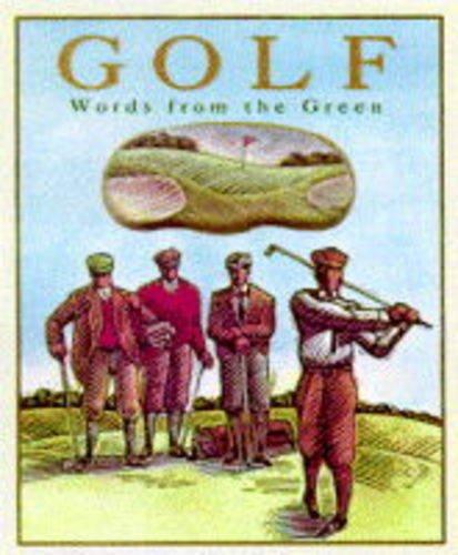 9780004129815: Golf (Mini Pop-up Books)