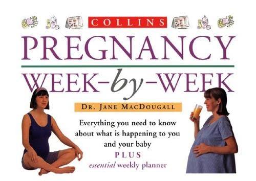 9780004130019: Collins Pregnancy Week by Week
