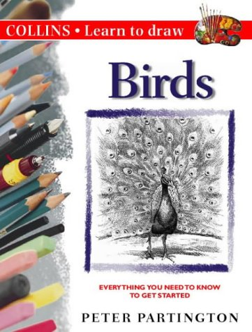9780004133034: Learn to Draw Birds