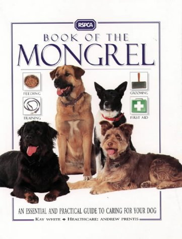 9780004133072: RSPCA Book of the Mongrel