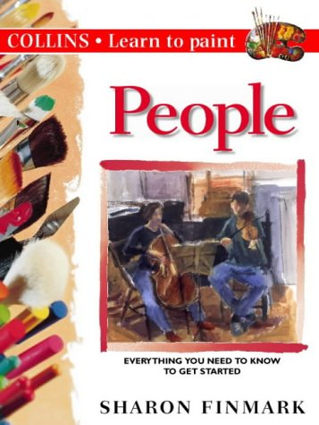 9780004133089: Learn to Paint People (Collins Learn to Paint)