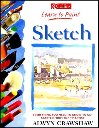 9780004133195: Collins Learn to Paint - Sketch