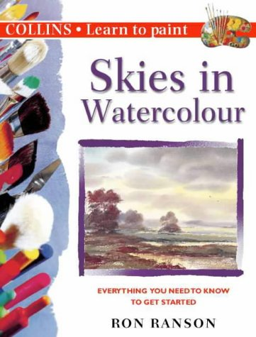 9780004133256: Skies in Watercolour (Learn to Paint (Collins))